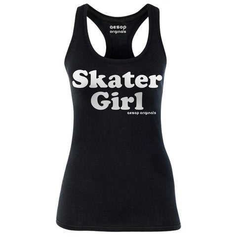 Women's Aesop Originals Skater Girl Tank Top
