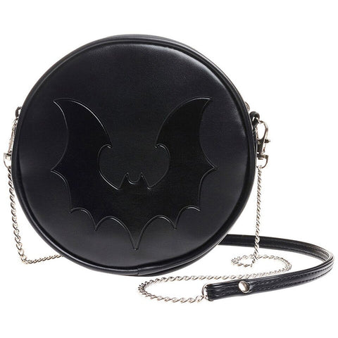 Alchemy of England Bat Bag Black Goth Gothic
