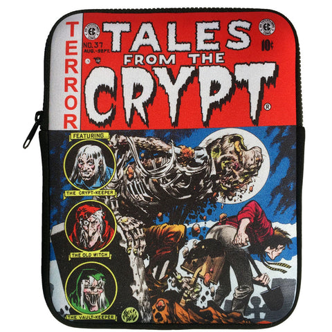 Kreepsville Tales From The Crypt Pouch Bag Horror Monsters