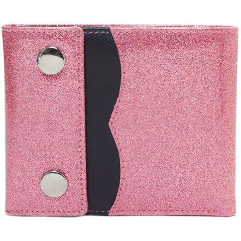 Women's Sourpuss Sabrina Wallet Light Pink Retro Vintage Rockabilly Pin Up