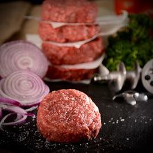 Load image into Gallery viewer, Halal Grass fed Angus Ground Beef (1lb)