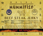 Beef Steak Jerky The Mummy  Carolina Reaper 2.5oz