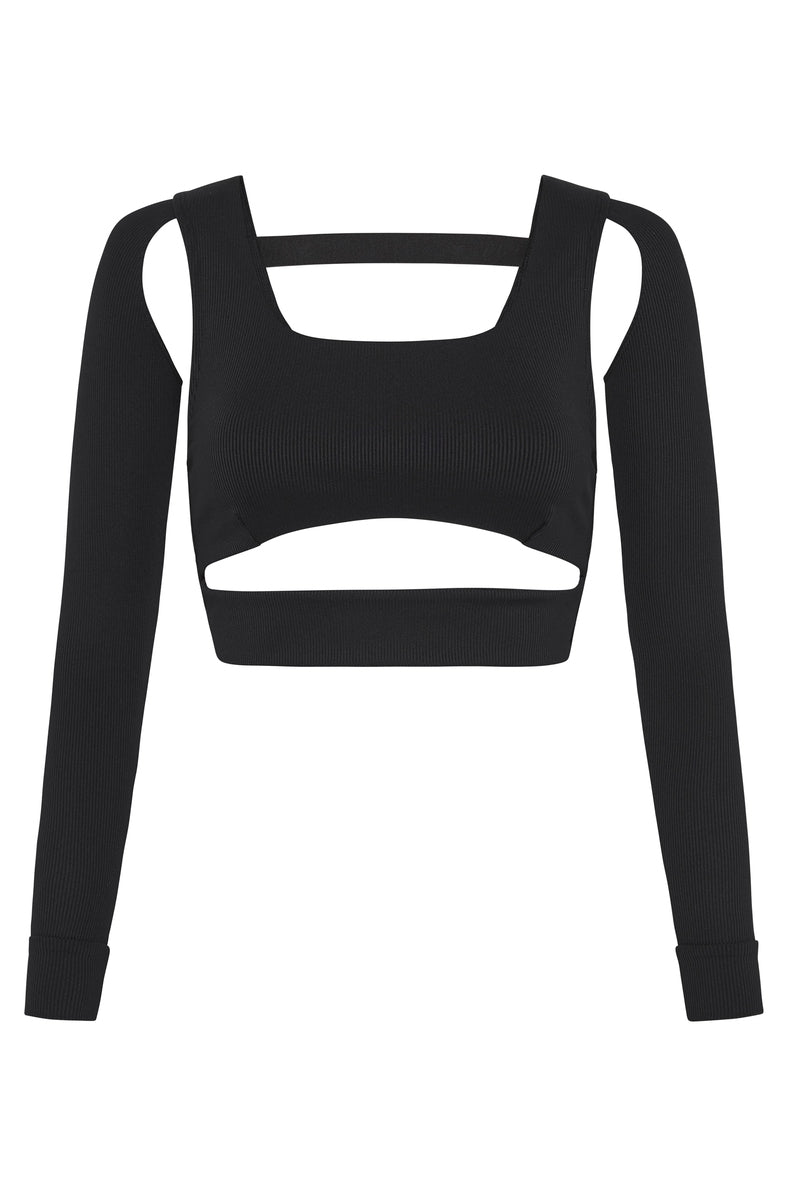 Performance Rib Crop