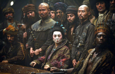 Mistress Ching from Pirates of the Caribbean: At World's End.