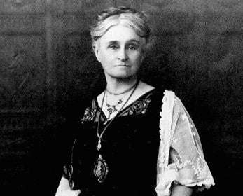 Photo of Edith Cowan.
