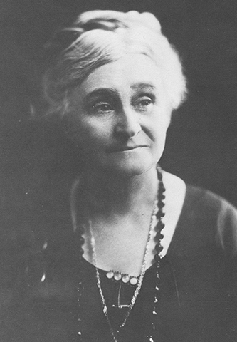 Edith Cowan, feminist, judge, member of parliament, legend.