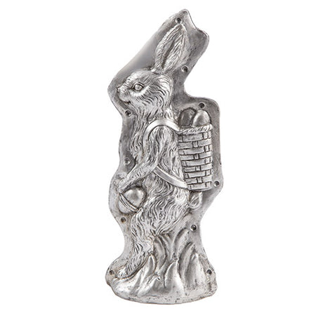 vintage chocolate mold easter bunny