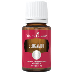 young living essential oil bergamot