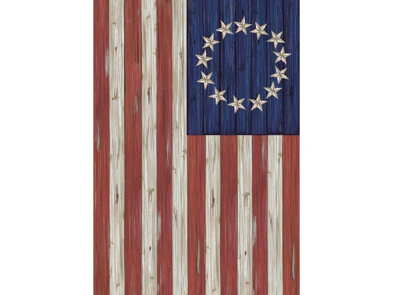 Betsy Ross Flag Garden Flag / Patriotic Decor