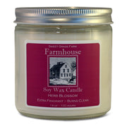 Farmhouse Large Soy Candles Sweet Grass Farms