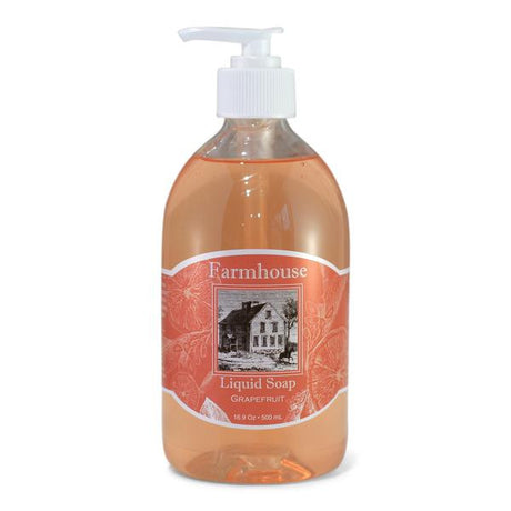 Farmhouse Liquid Hand Soap / Shower Gel Sweet Grass Farms