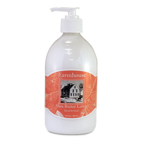 Farmhouse Shea Butter Lotion / Sweet Grass Farms