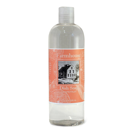 Farmhouse Plant Based Dish Soap Sweet Grass Farms