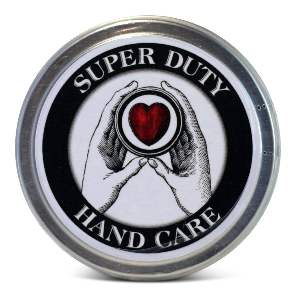 sweet grass farms tin of super duty hand salve