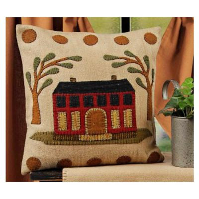 The Manor Pillow - (Wool)