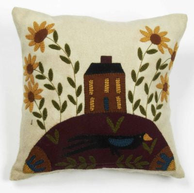 Spring in the Country Pillow