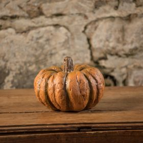 orange fairytale pumpkin