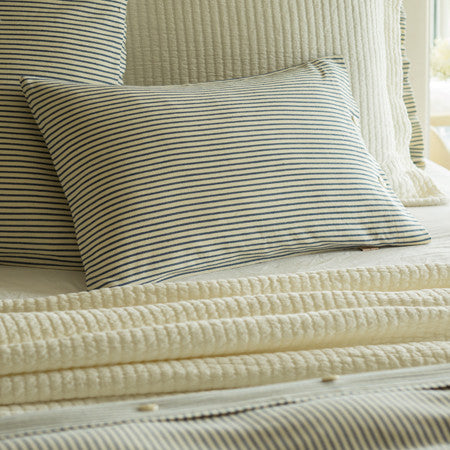 Copy of Camden Striped Boudoir Pillow