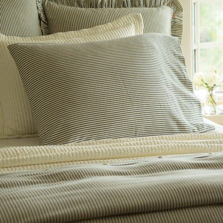 Camden Striped Standard Sham