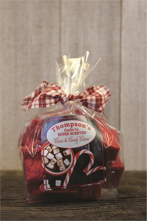 thompsons candle crumbles holiday scents