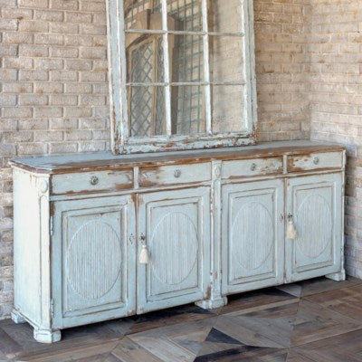 Park Hill Painted Buffet with Tassel Knobs