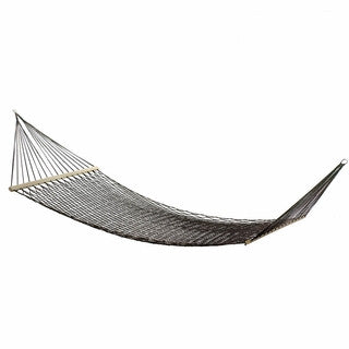 Double Hammock in Expresso for Porch or Tree