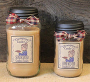 Mason Jar Candle Thompson's