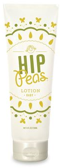 hip peas body lotion with shea butter