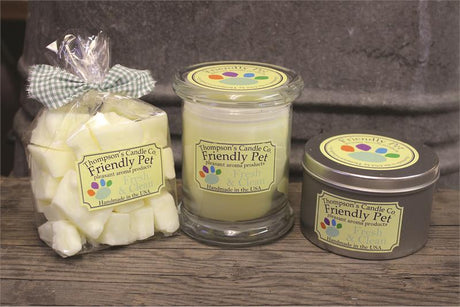 Thompson's Pet Friendly Odor-Neutralizing Candles and Crumbles