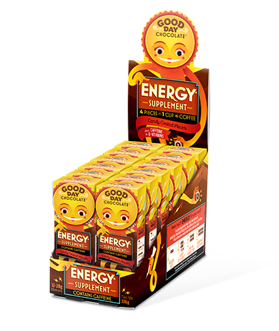 Good Day Chocolate ENERGY