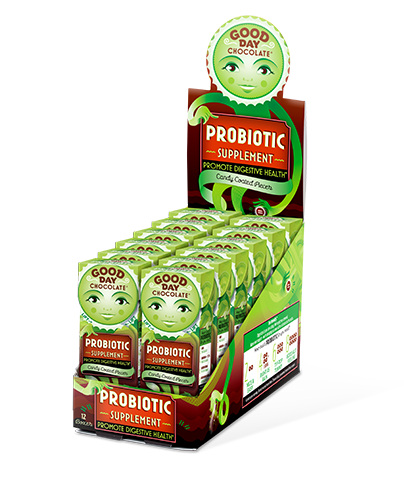 Good Day Chocolate PROBIOTICS - NEW!