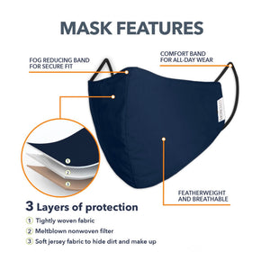 Reusable Cloth Face Mask (S/M) - Various Designs