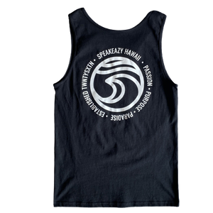 "Men's ""Wave at You"" Muscle Tank"