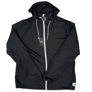 """Luau"" Water Resistant Lightweight Windbreaker"