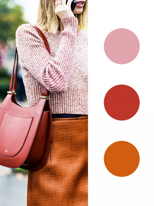 Give Your Ensemble A Warm Glow By Pairing Colors With Red Pink And Orange Undertones TogetherRed Are Two All Look Sweet Adorable
