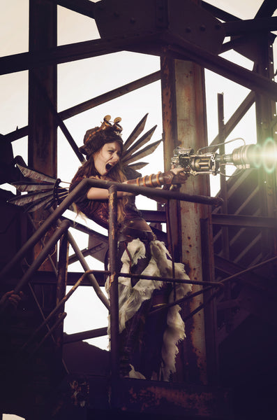 steampunk Gothici fashion