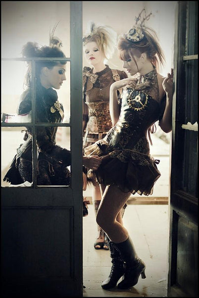 mode gothique steampunk