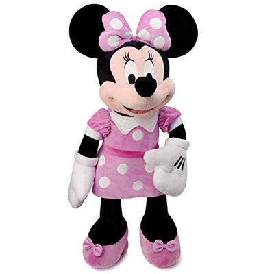 Disney Plush Minnie Soft Toy (30 cm)
