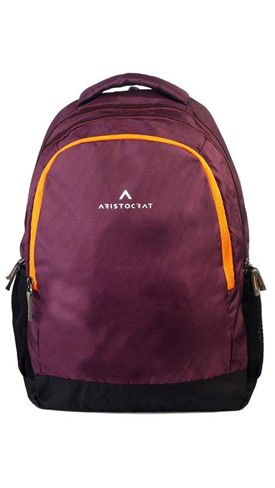 Aristocrat A3 Laptop Backpack (Wine)