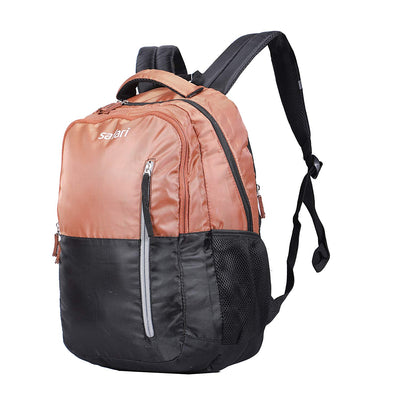 Safari Stint Laptop Backpack Black