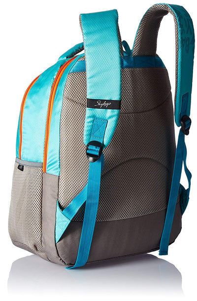 Skybags 26 Ltrs Blue Casual Backpack (BPNEON4HBLU)