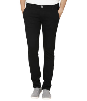Club Vintage Slim Men's Black Jeans - mydenimstore