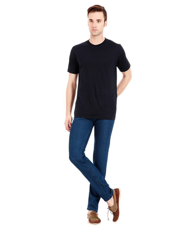 FlyJohn Blue Slim Fit Men's Jeans - mydenimstore