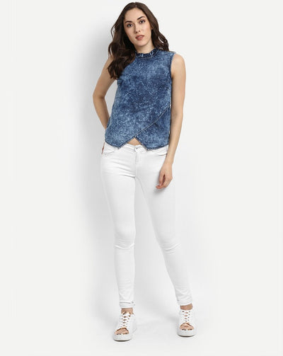 Denim Orson Women's Top