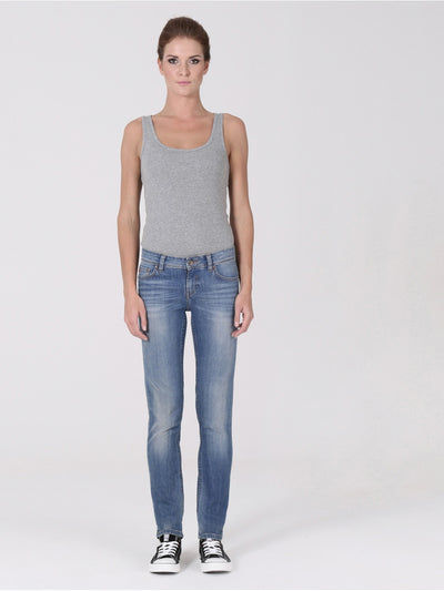 Women's Pants Jeans Tube Jennifer 135 - mydenimstore