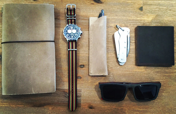 Elements of an Every Day Carry for the Modern Gentlemen