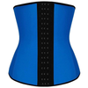 Latex Sport Girdle Waist Training Corset Hourglass Body Shaper