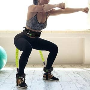 Booty Band Set - Home Workout Resistance Bands