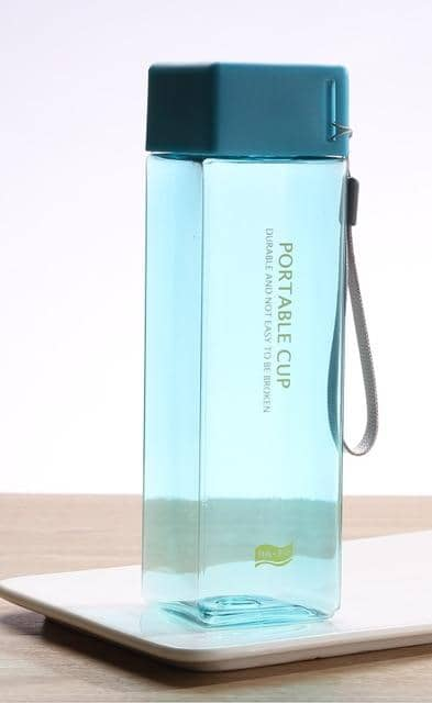 Cute New Square Water Bottle