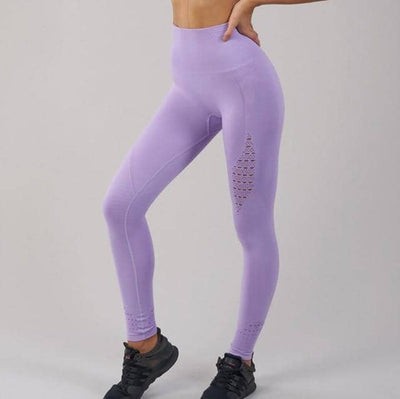 ENERGY Seamless Shark High Waisted Yoga Leggings